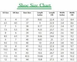 shoe size chart india vs uk what is the equivalent indian shoe size for the uk size 8 quora
