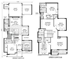 modern architecture house floor plans 4 bedroom house floor plans