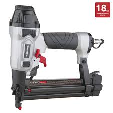 Husky Floor Nailer by Husky 1 5 8 In 18 Gauge Narrow Crown Stapler Dpst9040 The Home