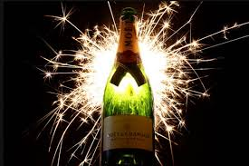 chagne bottle fireworks fourth of july special paint your photos with sparklers photojojo