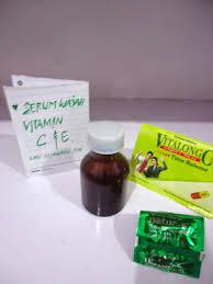 Serum Vitamin C Wajah uli mayang diy buat serum wajah vitamin c dan e sendiri home
