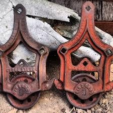 Reclaimed Barn Door Hardware by 89 Best Door Hardware Images On Pinterest Doors Barn Door