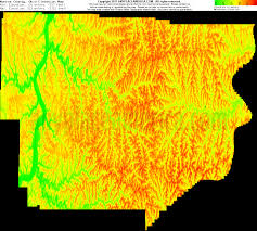 Topographic Map Of Ohio by Free Monroe County Ohio Topo Maps U0026 Elevations