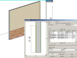 Family Compound Floor Plans Modifying Vertically Compound Walls Autodesk Community