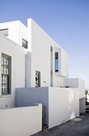 Cape House Designs Minimalist Modern House Design In Narrow Space Known As Gardens