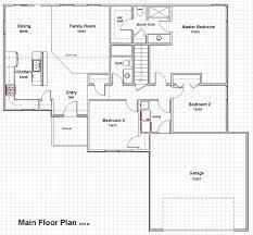 33 home plans one story open concept plans open concept floor