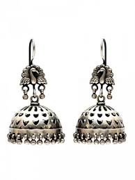 gujarati earrings jhumkas earrings gujarati peacok jhumka online shopping india
