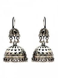 gujarati earrings jhumkas earrings gujarati peacok jhumka online shopping india