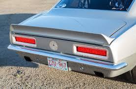 1969 camaro rear spoiler bangshift com dwayne klippert s 1967 camaro is more than meets the