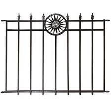 Decorative Metal Fence Panels Best 25 Steel Fence Panels Ideas On Pinterest Aluminum Fence
