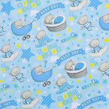 baby boy wrapping paper hugs baby boy wrapping paper gift tag only 59p