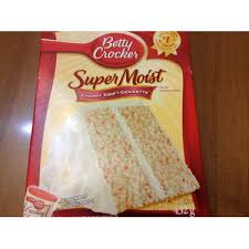 betty crocker cherry chip super moist cake mix reviews in grocery
