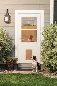 Patio Doors With Built In Pet Door Our History