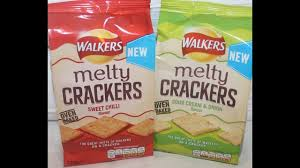 walkers melty crackers sweet chilli and sour cream u0026 onion review