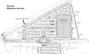 Grocery Store Floor Plan Town Council Will Vote On Wegmans Food Market For U S 15 501 In
