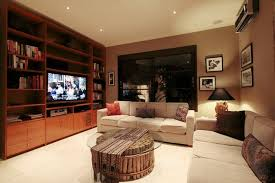 library in elegant tv room ideas downstairs tv space pinterest