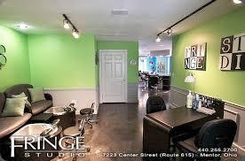 hair salon in mentor ohio fringe studio