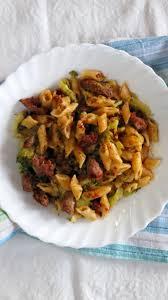 pressure cooker pasta with broccoli u0026 sausage one pot hip