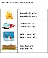 46 best adjectives worksheets images on pinterest describing
