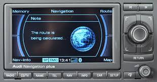rns e audi a4 rns e navigation system audi