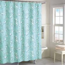 Shower Curtains Bed Bath And Beyond Buy Seashell Shower Curtains From Bed Bath U0026 Beyond
