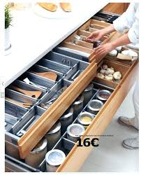 ikea rangement cuisine rangement tiroir cuisine impressionnant interieur tiroir cuisine