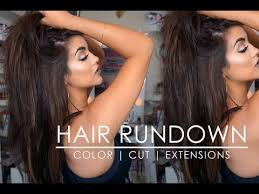 sewed in hair extensions best 25 sew in extensions ideas on sew in hair