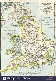 Roman World Map by Roman Britain Map Stock Photos U0026 Roman Britain Map Stock Images