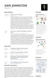 director of technology cv örneği visualcv özgeçmiş örnekleri