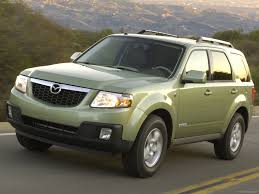 mazda vehicles mazda tribute hybrid electric vehicle 2008 pictures