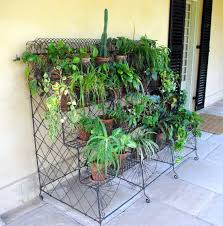 plant stand pot stand for garden d9f7d6a10b7d 2 tier metal plant