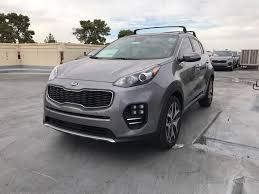 Kia Sportage Roof Rails by New 2018 Kia Sportage Sx 4d Sport Utility In Scottsdale K16330