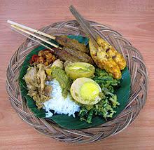 cuisine balinaise cuisine balinaise wikipédia