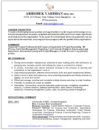 Samples Of Best Resumes by Mechanical Engineering Resume Example Resume Examples And