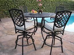 metal bar table set patio bar table sets furniture boundless table ideas