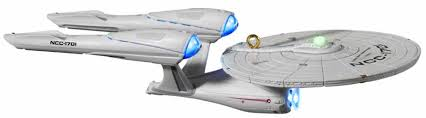 the collective a look at hallmark s 2010 trek ornaments