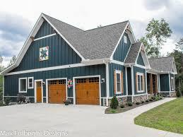 Small Craftsman House Houseplans Com Country Farmhouse Main Floor Plan 456 6 Small