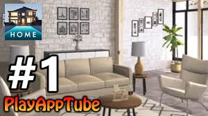 design home buy in game design home game play walkthrough part 1 youtube
