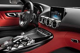 mercedes interior mercedes amg gt interior leaked then officially revealed