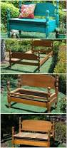 Cool Garden Bench 50 Diy Furniture Projects With Step By Step Plans Diy U0026 Crafts
