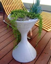 modern outdoor planters unique marble flower pot design ideas pot