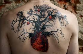 30 of the most amazing tree tattoos