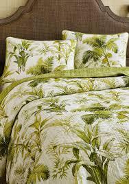 Belk Duvet Covers Tommy Bahama Island Botanical Quilt Collection Online Only Belk