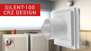 Extractor Fan Bathroom How To Install A Bathroom Extractor Fan Silent 100 Crz Design