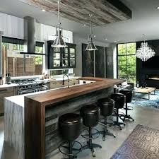 industrial style kitchen island industrial style kitchens superfoodbox me