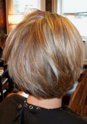 photos of gray hair with lowlights photos of real hair behind my chair with a brief description of my
