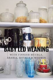 Finnish Home Decor Baby Led Weaning With Finnish Muurla Arabia Iittala U0026 Moomin