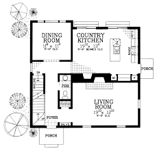 cape house floor plans house plan 95015 at familyhomeplans