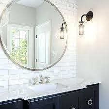 bathroom mirror design framed bathroom mirrors ideas design of goodly contemporary mirror