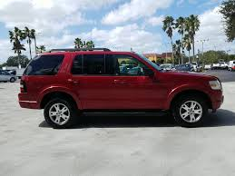 pre owned 2010 ford explorer xlt sport utility in sarasota
